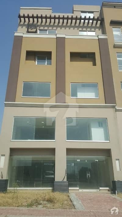 5 Marla Newly Constructed Plaza Bahria Town Phase 7 Spring North Park Facing Is For Sale