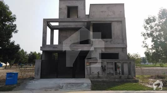 Bahria Orchard 8 Marla Fully Grey Structure Prime Location House Is Available For Sale