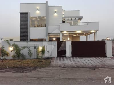 Park Facing Double Storey House Is Available For Sale
