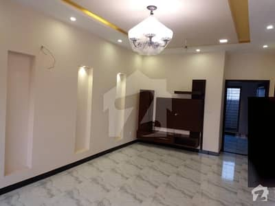 5 Marla Brand New House For Sale On 50 Feet Wide Road Near Park Mosque And Main Gate