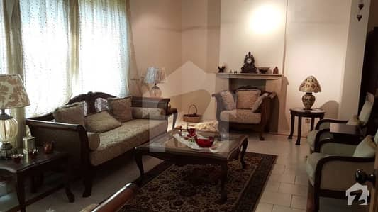 12 Marla Slightly Used Beautiful Bungalow  Is For Sale In Eden Avenue