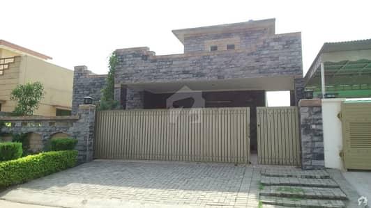 1 Kanal Single Storey House For Sale In Doctors Housing Society Rawalpindi