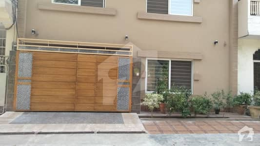 7 Marla Brand New Double Storey House For Sale At Good Location