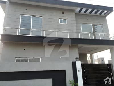 5 Marla Brand New Corner House Available For Rent Near Main Gate And Main Road
