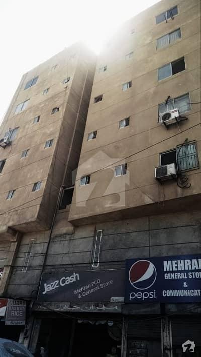 700 Sq/ft 1 Bedroom Apartment For Rent In Clifton Block 4 Karachi