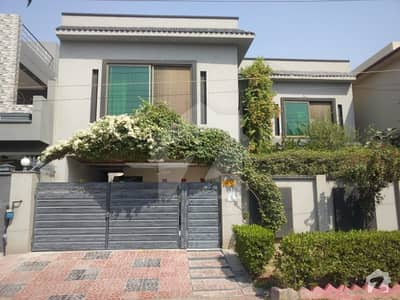 16 Marla House is available in Canal Gardens cooperative Housing Society A Block