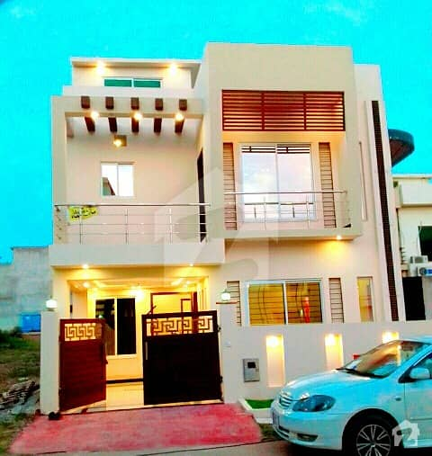 Bahria Town Rawalpindi: 5 Marla House For Sale In Phase 8 Bahria Town Rawalpindi