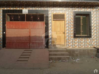 Double Story Brand New Beautiful House For Sale At Rahim Karim Town, Okara