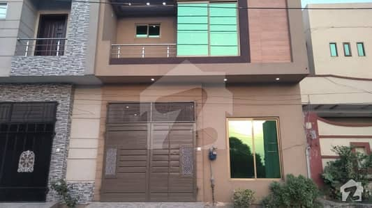 3 Marla Brand New Double Storey House For Sale At Good Location