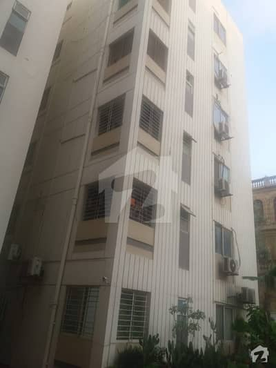 Well Maintained Apartment For Sale On Prime Location