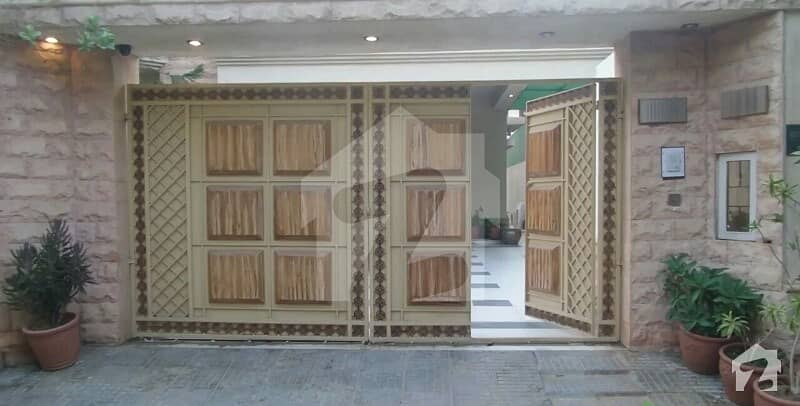 Bungalow For Sale Phase 6  600 Sq Yd Fully Furnished 1 Unit House