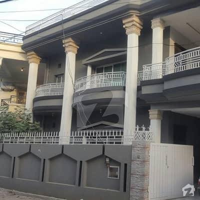 75 Marla Double Story House For Sale Near Scheme 3 In Ayub Colony Khayaban E Tanveer