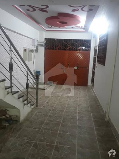 Nazimabad No 4 New Zero Meter Portion 4 Bed Full Floor Available For Sale