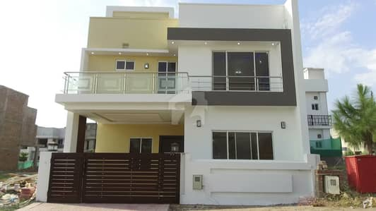 5 Marla House Is Available For Sale In Sector B1, Bahria Enclave Islamabad