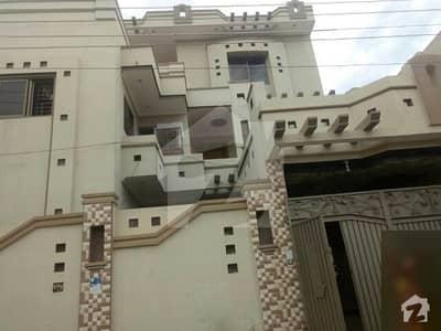 Triple Storey Corner 7 Marla House For Sale Cheema Town Phase 2