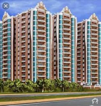 Flat Is Available For Sale In Tulip Tower