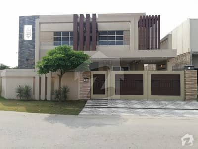 1 Kanal Brand New Corner House Is Available For Sale In Citi Housing - Phase 1 - BB Block
