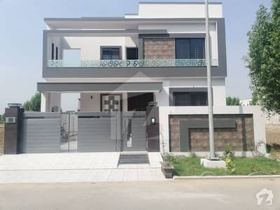 10 Marla Brand New House Is Available For Sale In Citi Housing - Phase 1 - DD Block