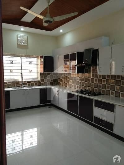 Independent One Kanal Lower Portion Fully Seperation 4 Bedroom