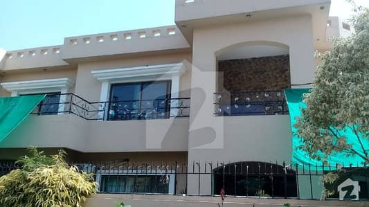 1 Kanal 1 Marla Galleria Design Beautiful Villa Available For Sale At Canal View Housing Society