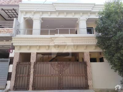 7 Marla Double Story House For Sale.