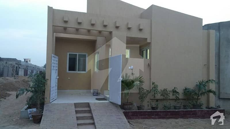 80 Square Yards Single Storey Bungalow Is Available For Sale