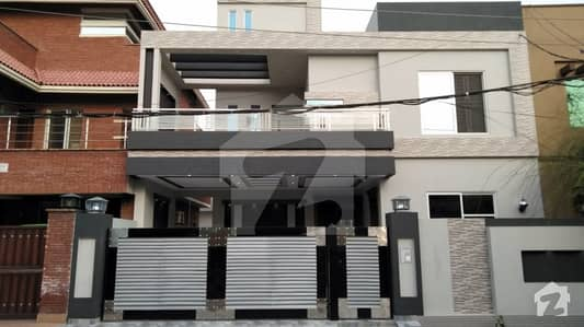Brand New Beautiful House For Sale In Wapda Town Lahore