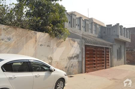 14 Marla House Full Furnish With Furniture In New Multan