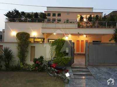 Sui Gas Society 1 Kanal New Facing Park Fabulous Lower Portion For Rent