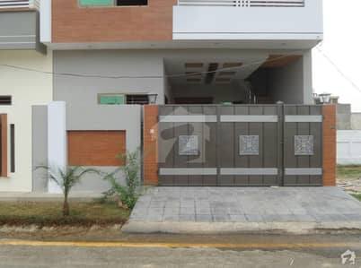 Double Story Brand New Beautiful House For Sale At Crown City Okara