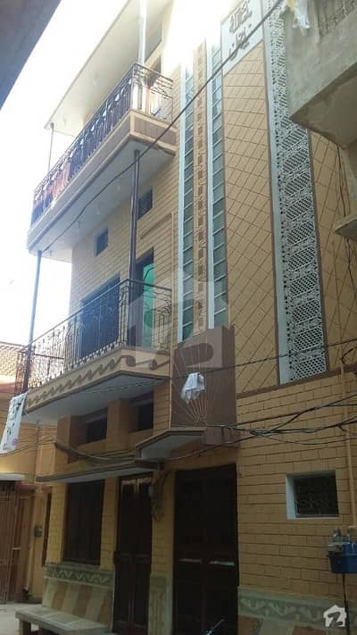 Corner House 4 Storey For Sale