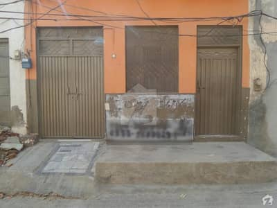 Double Storey Beautiful House For Sale At Firdous Town, Okara