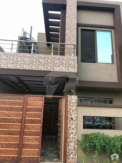 5 Marla Brand New Double Unit House for sale in Ghous Garden