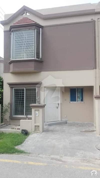 25 Marla Double Story House For Sale In Eden Value Home