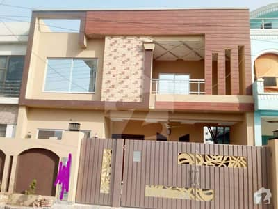 10 Marla Double Story House For Sale In Jasmine  Block Lda Approved