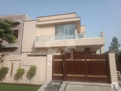 10 MARLA DOUBLE STORY BRAND NEW LUXURY HOME AVAILABLE FOR SALE