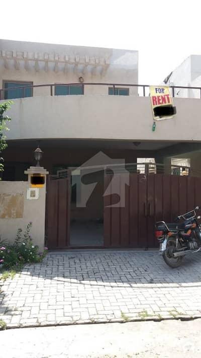 Cantt  Estate Offer 10 Marla House For Rent In Askari 10