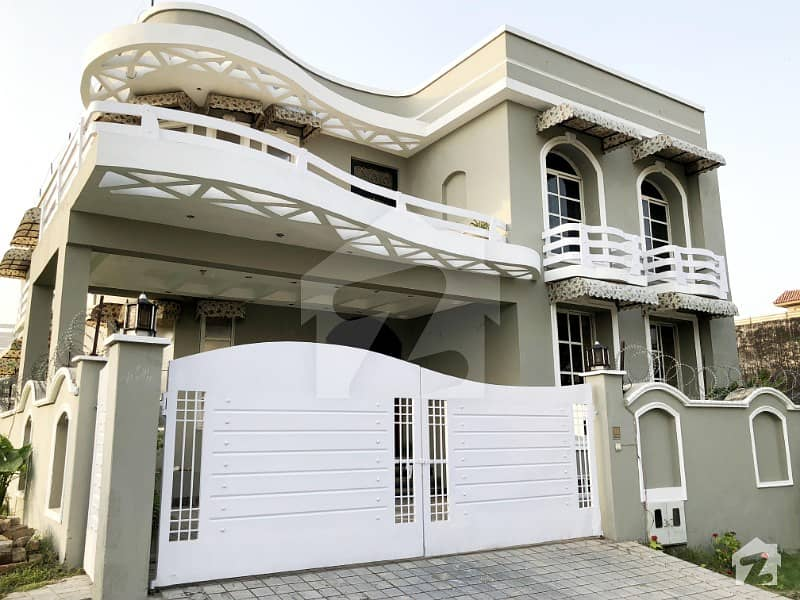One Kanal Full House With Basement For Rent