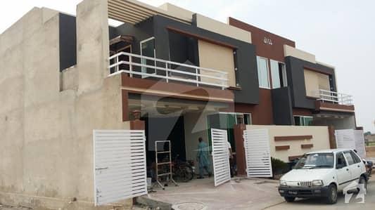 7 Marla Well Furnished House  At Nawab City Sargodha Road