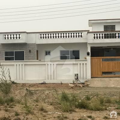 1 Kanal Newly Built House Basement And Ground Floor