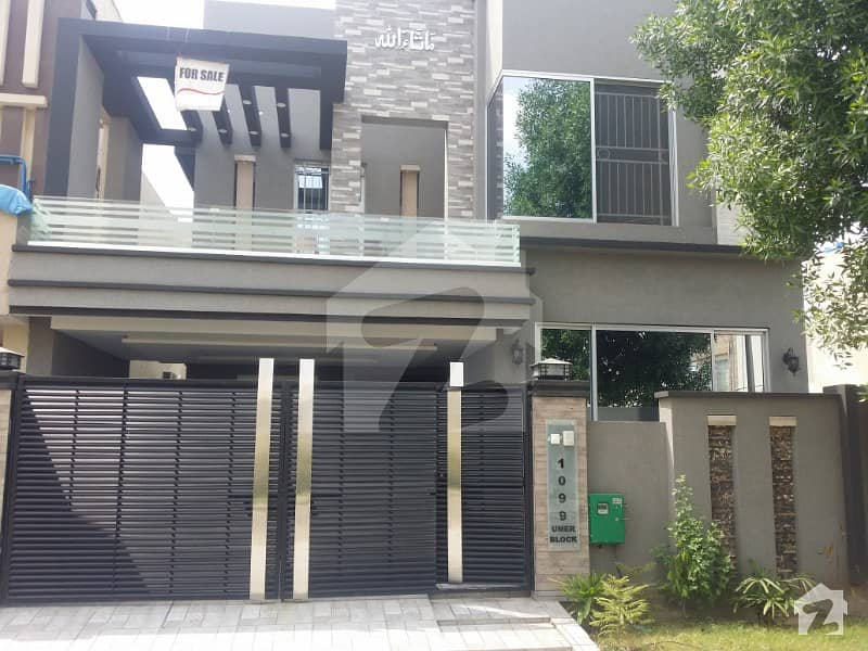8 Marla Beautiful House For Sale In Usman Block Sector B Bahria Town Lahore