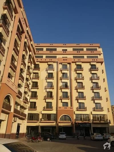 Two Bed Semi Furnished Under Construction Apartment On Installment In Bahria Heights 1