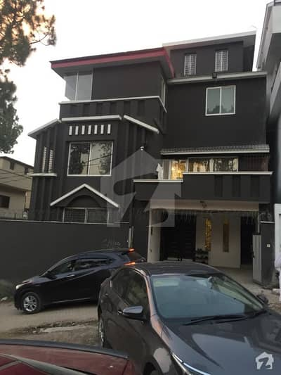 Triple Story House Is Available For Sale In Kaghan Colony