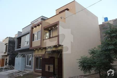3 Marla House For Sale In Jubilee Town  Block C