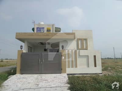 Pgshf Colony Satiana Road - House Is Available For Sale