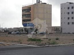 200 Yards  Plot Prime Location Of DHA Phase 6 Bukhari Commercial Lane 9