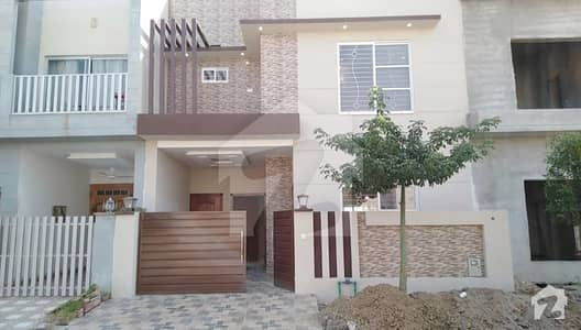 5 Marla Brand New Good Location House For Sale