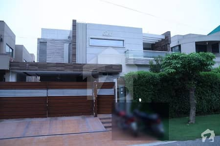 Near To Defence Sui Gas Society One Kanal Mazhar Munir Design Bungalow For Sale