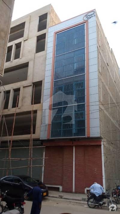 100 Sq Yard Brand New Building