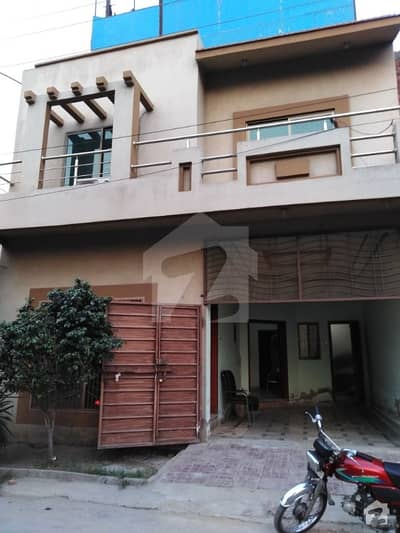 5 marla lush house in A block availble for sale
